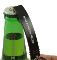 Aluminium Bottle Opener Keyring - 80*15*3mm