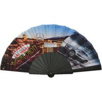 FL-901 Spanish Style Fabric Fan