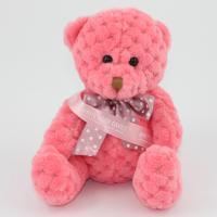 15cm Blossom Waffle bear sash