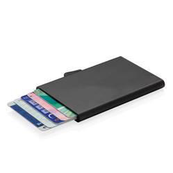 Solid Aluminium Card holder
