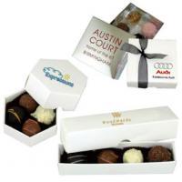 Promotional Luxury Chocolate Boxes  4 Chocolate Box Assortment