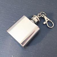 1oz Keyring Flask