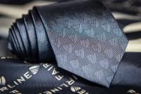 Bespoke Design Woven Tie
