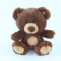 15cm Charlie Bear Chocolate plain