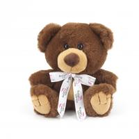 15cm Charlie Bear Chocolate Bow