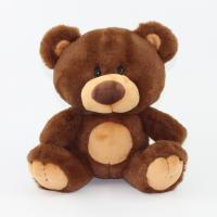 25cm Charlie Bear Chocolate plain