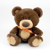 25cm Charlie Bear Chocolate Sash