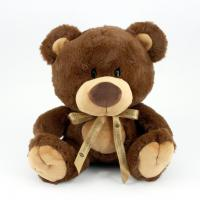 25cm Charlie Bear Chocolate Bow
