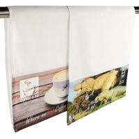 Logo Printed Tea Towels