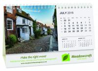 Smart-Calendars- Panorama Easel With Board Envelope