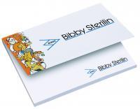 "Enviro-Smart- Cover Sticky Notes 5"" x 3"""