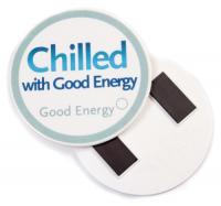 75mm Circle Fridge Magnet