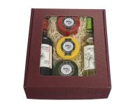 WINE & CHEESE GIFT BOX Bottle