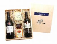 PORT, WINE & CHEESE CRATE