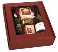 PORT, WINE, CHEESE & PATE GIFT BOX