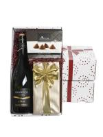 PROSECCO, CHOCOLATES & TRUFFLES GIFT BOX