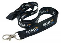 20mm Lanyard with full colour print