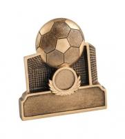 TROPHY FOOTBALL GOAL h=119 mm
