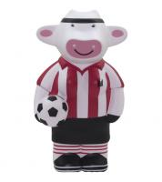 Cow Football Stress Shape