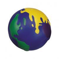 Globe Multicolour Stress Shape