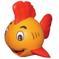 Goldfish 2 Stress Shape