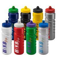 750ml Finger Grip Sports Bottle - Choice of 8 Colours