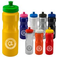 750ml Teardrop Sports Bottle - Choice of 8 Colours