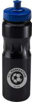 750ml Teardrop Sports Bottle Black