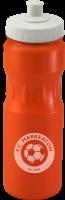 750ml Teardrop Sports Bottle Orange