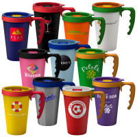 Universal Mug - Choice of 11 Colours
