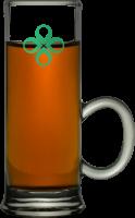 Islande Shot Glass