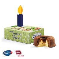 Bahlsen mini cake in congratulations box