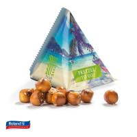 Snack Tetrahedron Pretzel balls