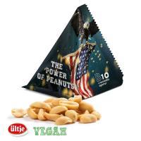 Snack Tetrahedron Peanuts