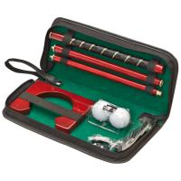 Office golf set black