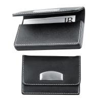 CrisMa Leather Business card holder black