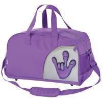 Sports bag violet