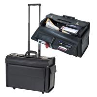 CrisMa document and pilot trolley black