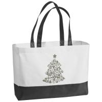Non-woven shopping bag ---