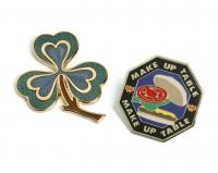 Imitation Hard Enamel Pin Badge