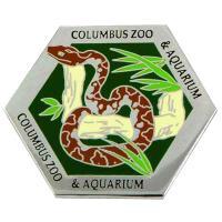 32mm - Pin Badge - Hard Enamelled