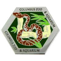 25mm - Pin Badge - Hard Enamelled
