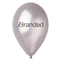 10 Inch Biodegradable Printed Latex Balloons (1 Side, 1-4 Colours)