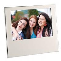 "Essex Photoframe - Aluminium - 5"" x 3.5"" (130mm x 90mm)"