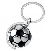 Spinning Football Keyring
