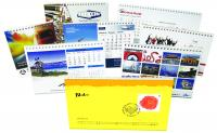 BESPOKE A5 DESK CALENDARS