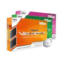 Wilson Tour Velocity Distance Golf Balls