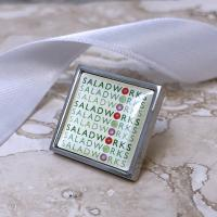 Lapel Pin for Printing- Poly Bag (Round / Square / Rectangle)