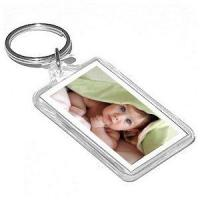 """Acrylic Keychain (up to 4 sq"""" 2 sides)"""