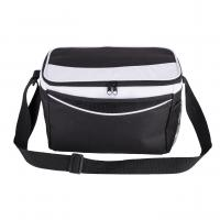 Arctic Large Cool Bag Black/White